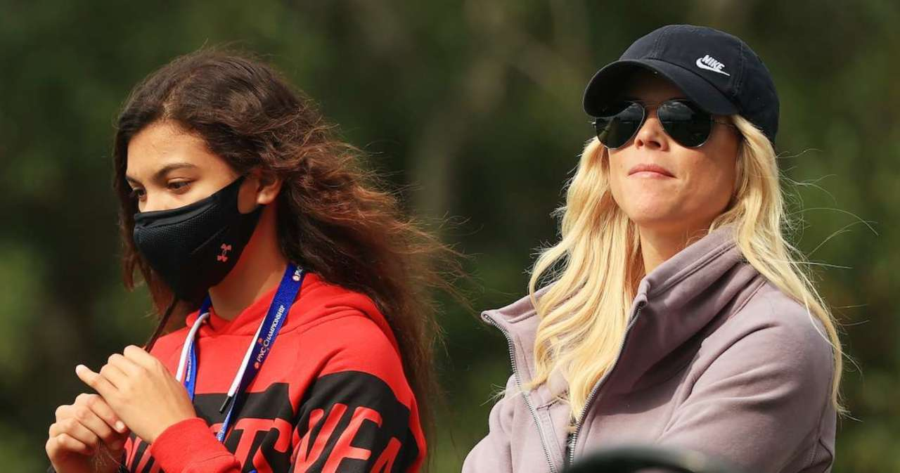 Elin Nordegren, Tiger Woods' Ex-Wife, Recently Spotted ...