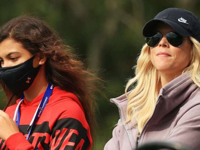 Elin Nordegren, Tiger Woods' Ex-Wife, Recently Spotted Watching Son Charlie at PNC Championship