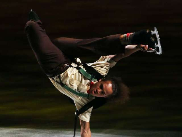 Watch: Elladj Balde's Epic Figure Skating Routine Set to Sampha Wows the Internet