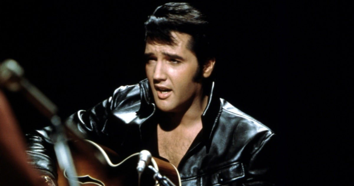 elvis presley comeback special getty images