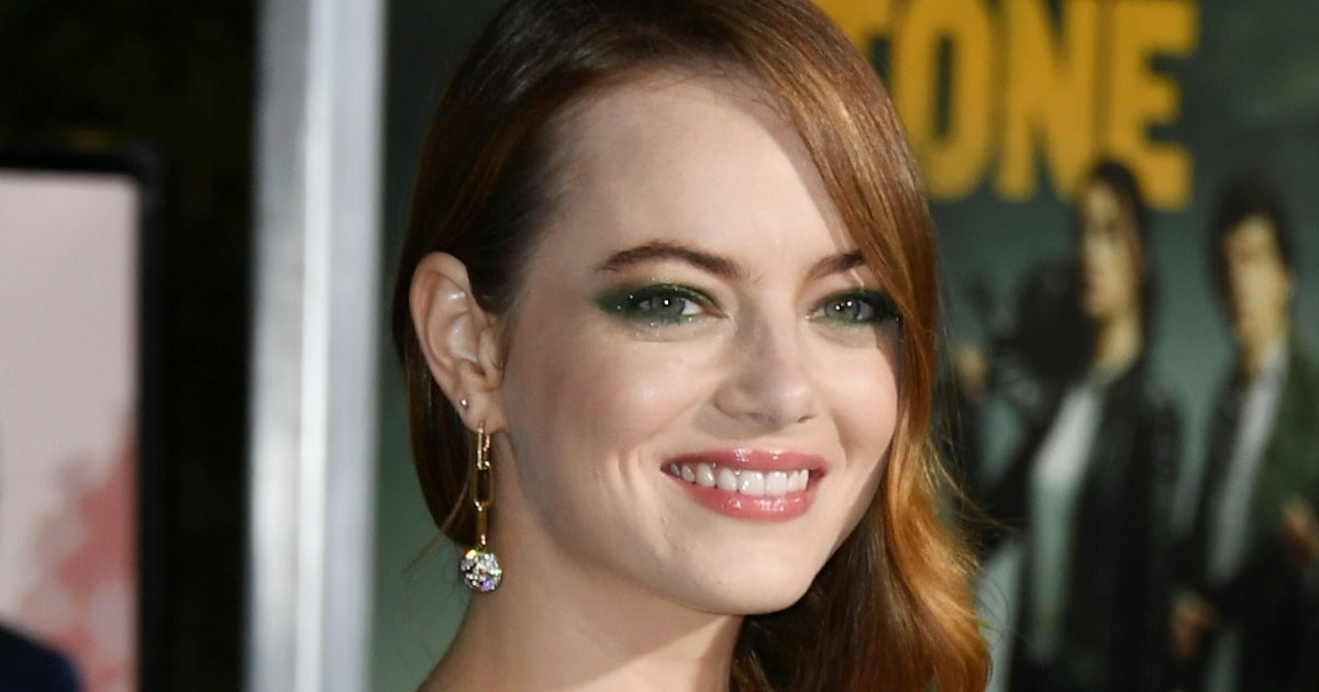 emma stone getty images