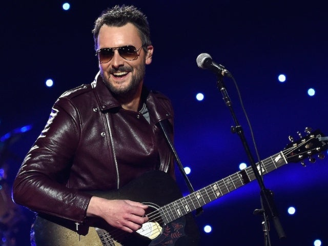 Eric Church Announces 55-City Arena Tour