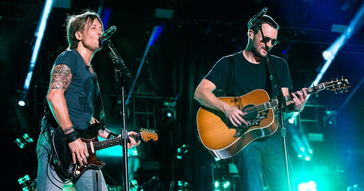 eric church keith urban