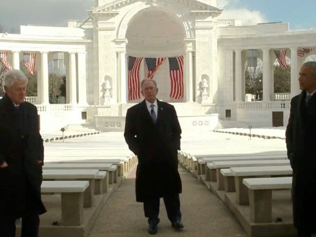 Inauguration 2021: Former Presidents George Bush, Bill Clinton and Barack Obama Honor America's New Leader