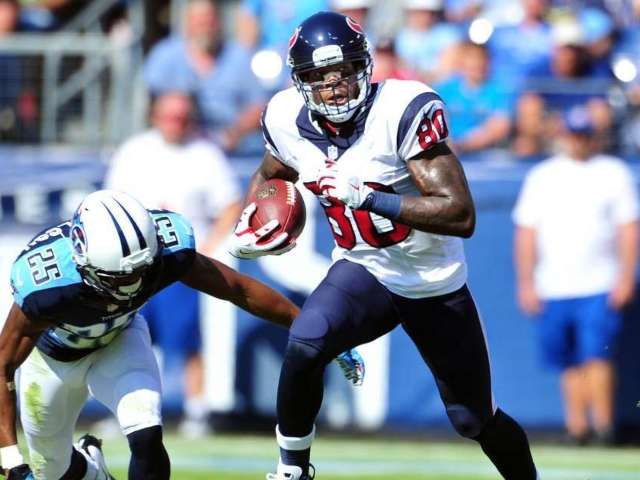 Former Texans WR Andre Johnson Rips Team, Says Deshaun Watson Should Stand His Ground