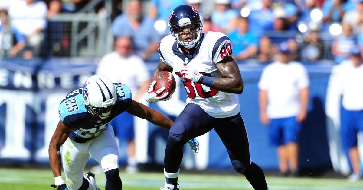 Former Texans WR Andre Johnson rips team says Deshaun Watson stand his ground