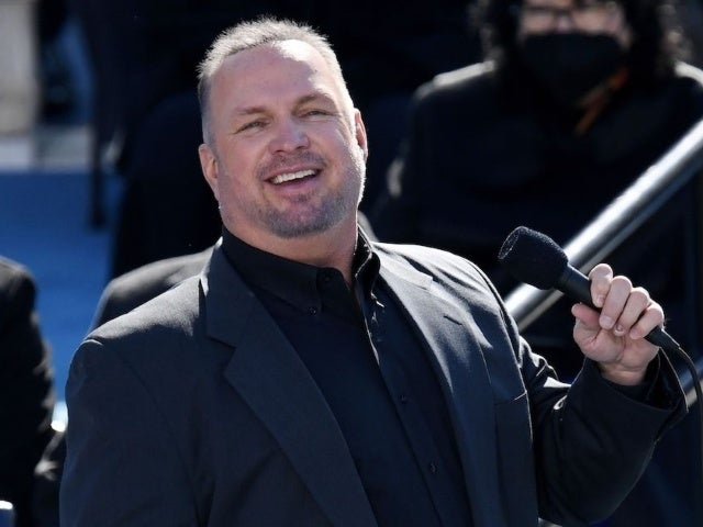 Inauguration 2021: Garth Brooks Congratulates Lady Gaga After National Anthem Performance