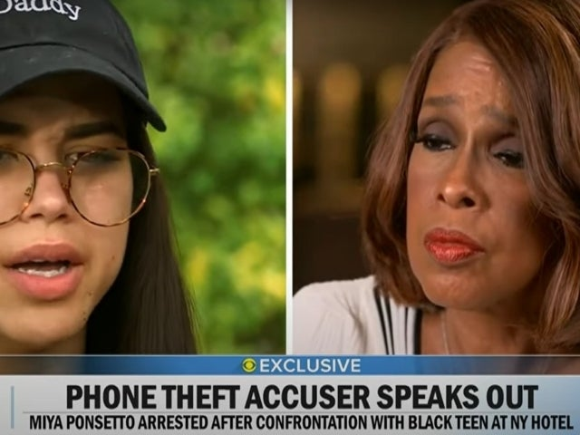 Gayle King's Interview With 'SoHo Karen' Mita Ponsetto Goes Off Rails Hours Before Woman's Arrest