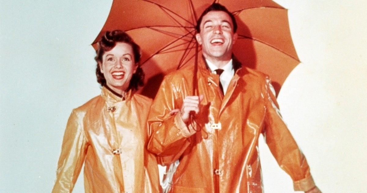 gene kelly debbie reynolds getty images