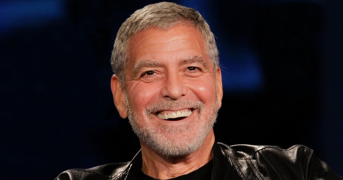 george clooney getty images