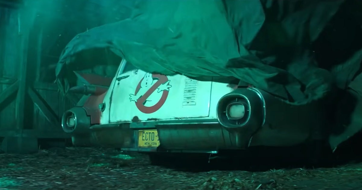 ghostbusters afterlife sony