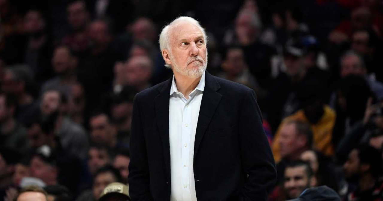 Spurs Coach Gregg Popovich Supports Second Donald Trump Impeachment, Says It's the 'Least We Can Do'.jpg