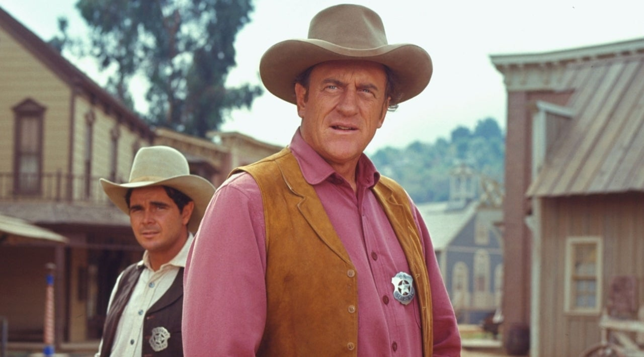gunsmoke-james-arness-cbs-getty