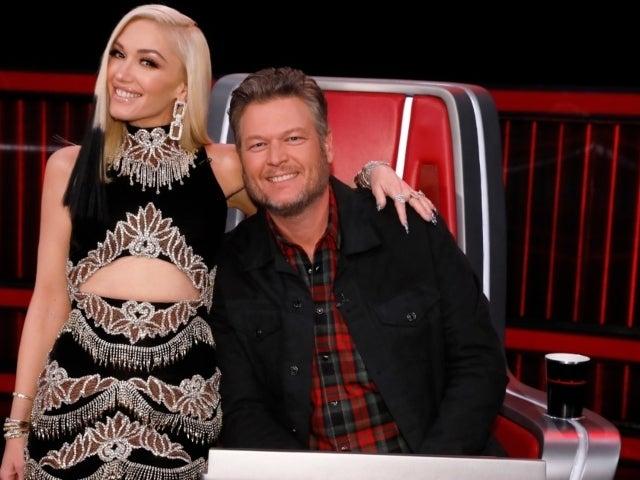 Gwen Stefani Flashes Blake Shelton's Engagement Ring While Comparing Self to Grace Kelly