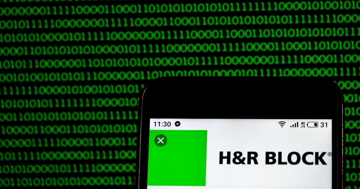 H&R block getty images