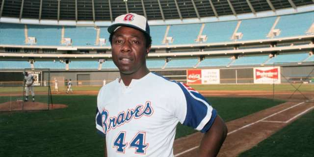 Hank Aaron Braves fans start petition change team name Hammers honor late legend