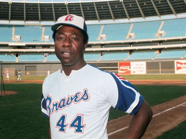 Hank Aaron: Braves Fans Start Petition to Change Team Name to Hammers in Honor of Late Legend