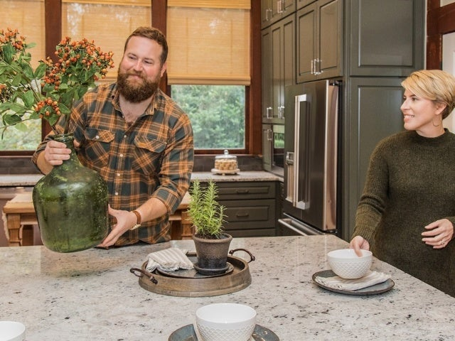 'Home Town': Erin Napier Joins Husband Ben in Workshop to Design Special Piece for Their Daughter
