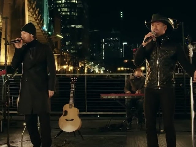 Tim McGraw and Tyler Hubbard Perform 'Undivided' During Inauguration Special