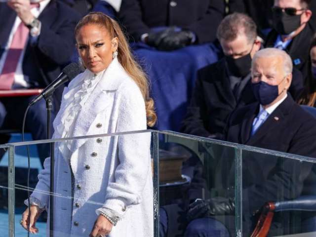 Inauguration Day 2021: Jennifer Lopez Sparks Spirited Response From Social Media With 'This Land Is Your Land' Performance