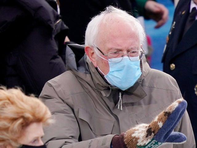 Inauguration Day 2021: Senator Bernie Sanders' Mittens Have Social Media Buzzing