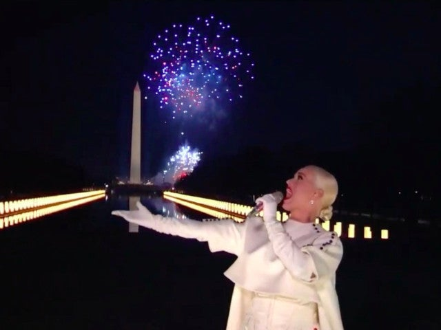 Inauguration 2021: Watch Katy Perry's Astounding 'Firework' Performance Celebrating Joe Biden, Kamala Harris