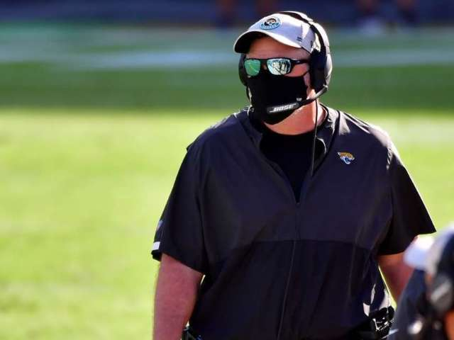 Jaguars Fire Coach Doug Marrone After Team Finishes With Worst Record in NFL