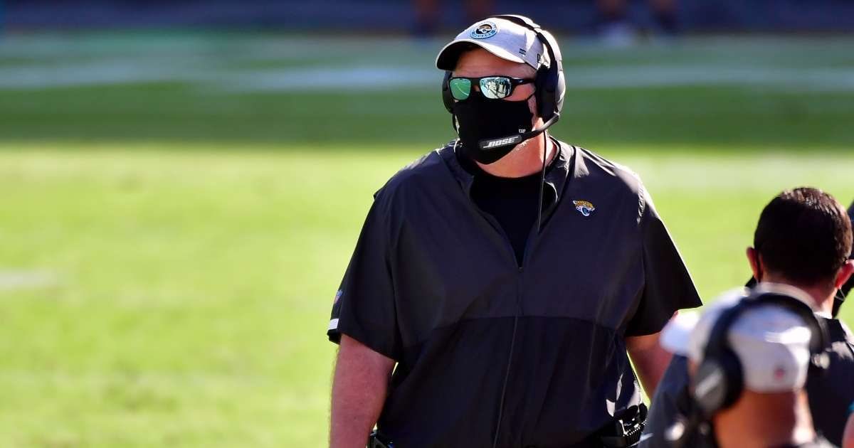 Jaguars fire coach Doug Marrone team finishes worst record NFL