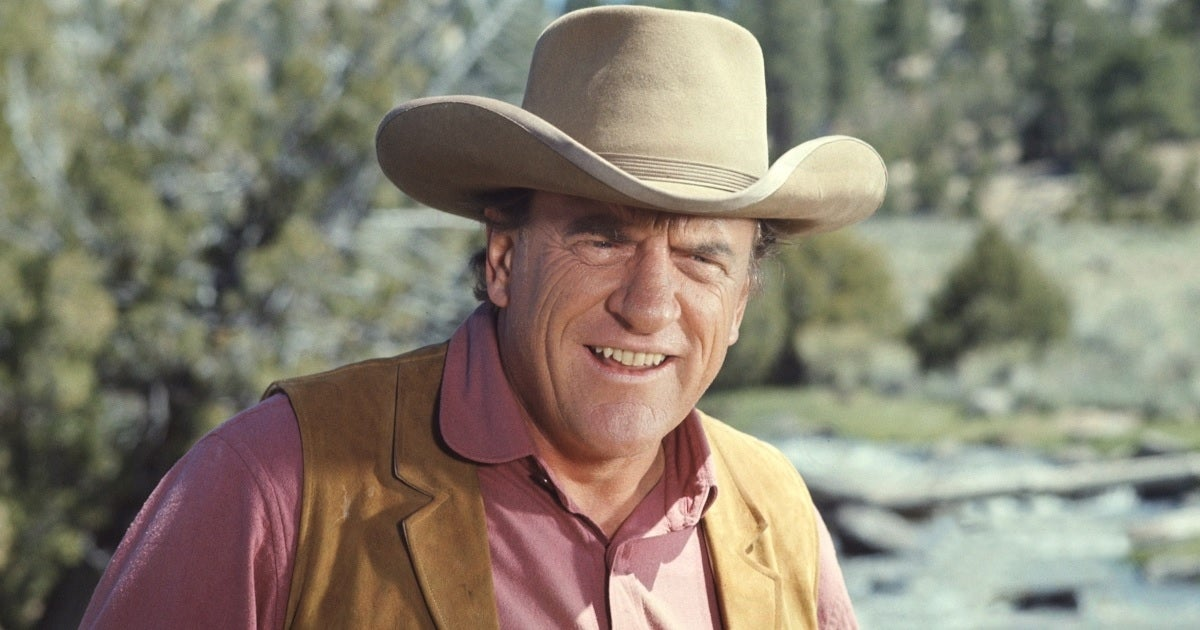 james arness 1973 getty images