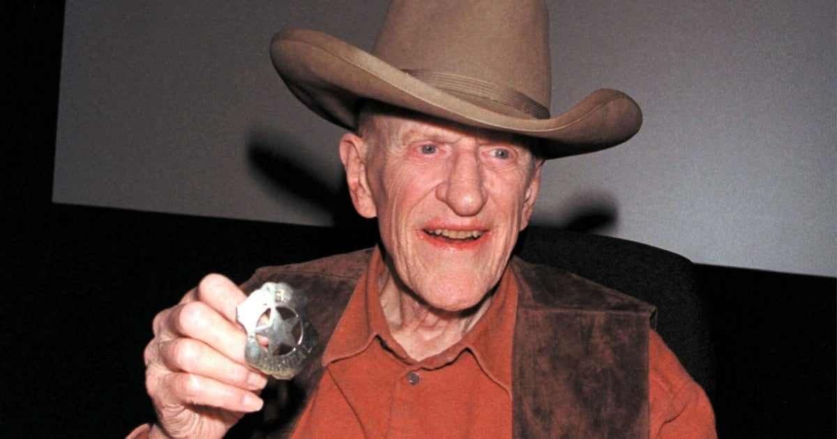 james arness 2001 getty images