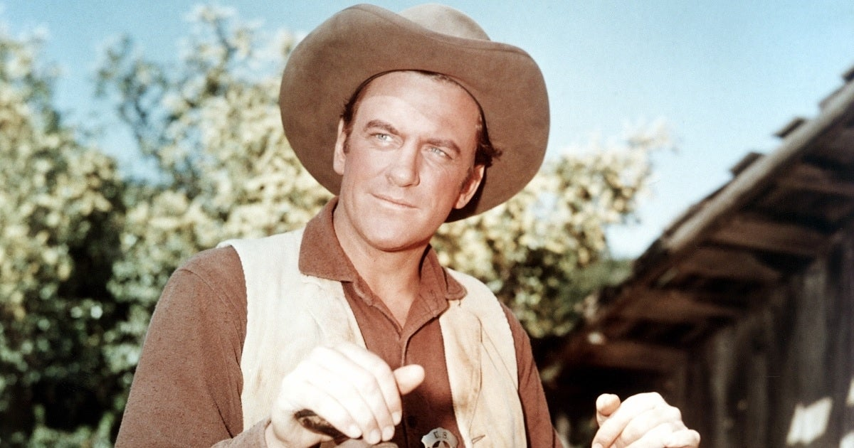 james arness getty images