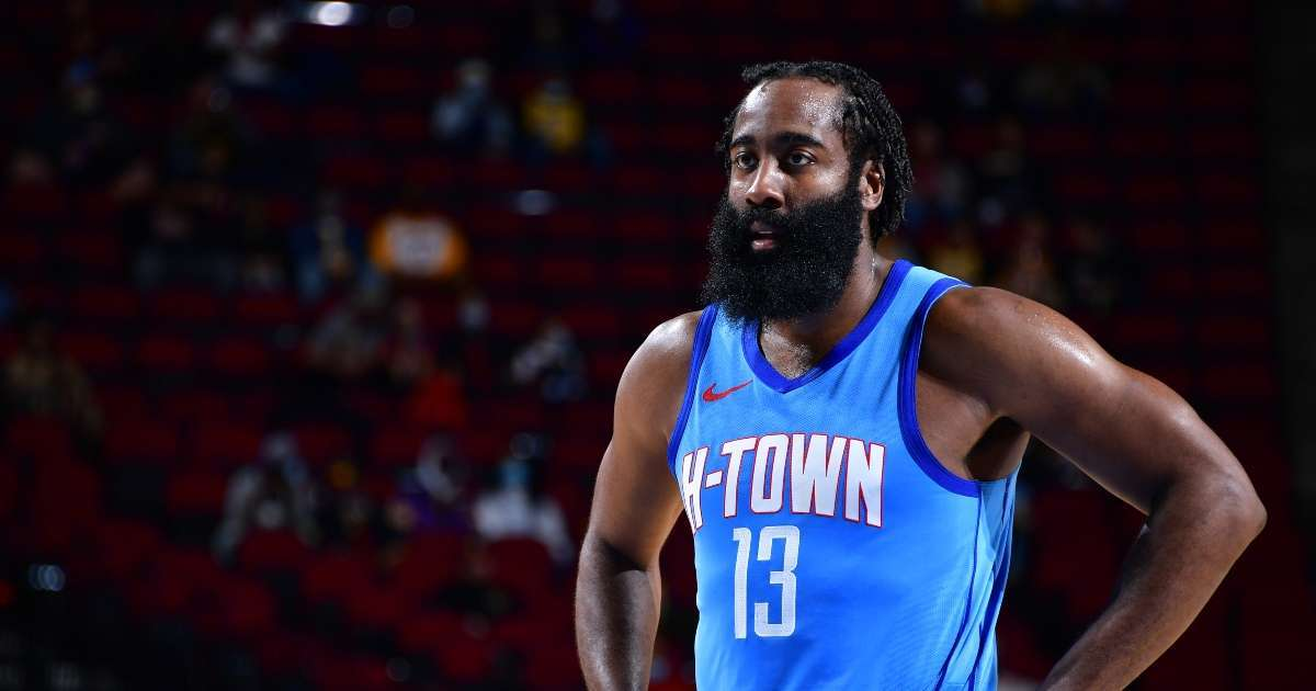 James Harden blasts rockets not good enough