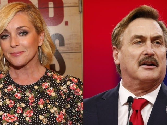 MyPillow CEO Mike Lindell and Jane Krakowski Reportedly Had 'Open Secret' Romance