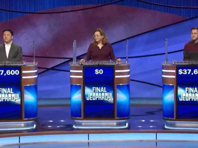 'Jeopardy!' Tiebreaker Provides Thrilling Finish as Brian Chang Furthers Win-Streak