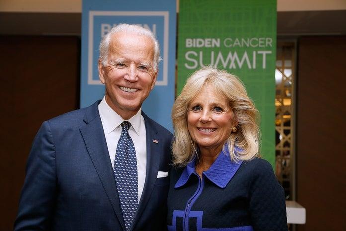 Jill Biden Joe Biden Cancer Summit