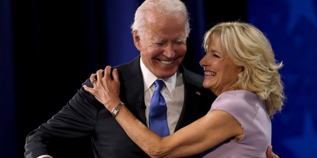 Jill Biden Joe Biden Democratic Nom