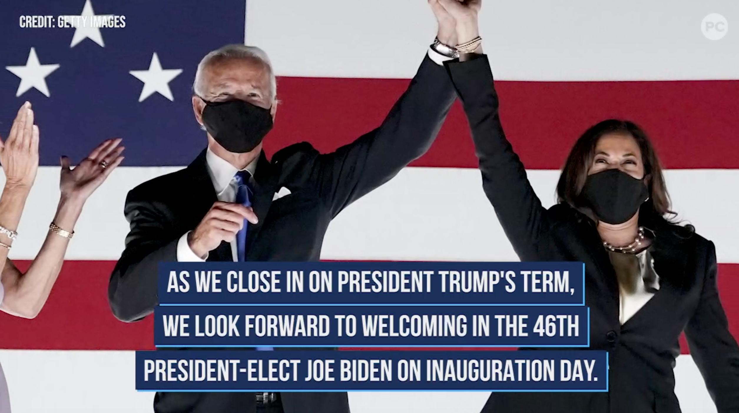 Joe Biden's 2021 Inauguration Day Highlights