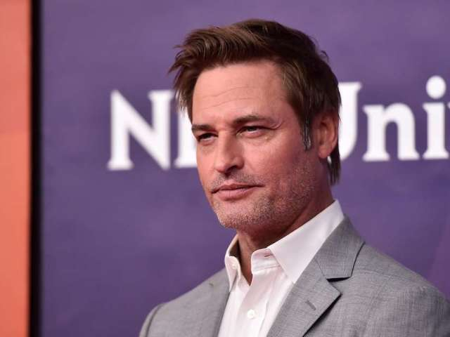 'Yellowstone' Star Josh Holloway Rings in New Year's Day With a Cake-Filled Breakfast