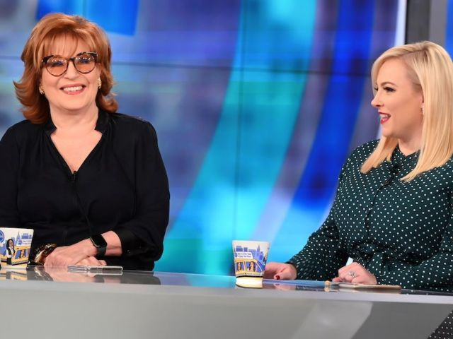 'The View': Meghan McCain Reportedly 'Rattled' By Joy Behar, Whoopi Goldberg Spats After Return From Maternity Leave