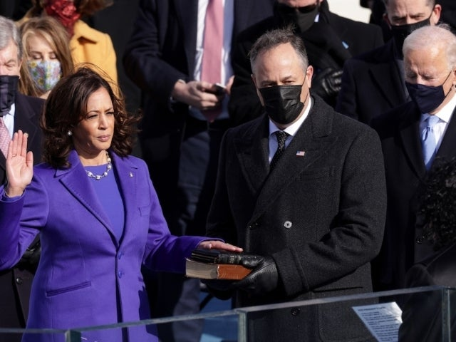 Inauguration Day 2021: Kamala Harris Is Sworn in as Vice President and Social Media Is Emotional