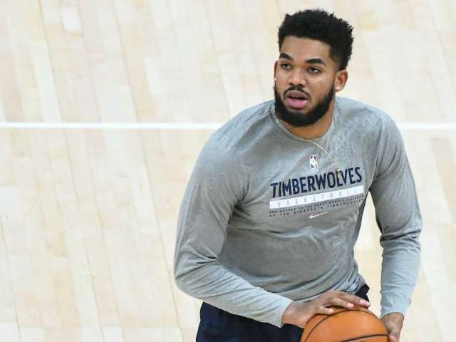 NBA Star Karl-Anthony Towns Tests Positive for COVID-19, 9 Months After Losing Mother to Disease
