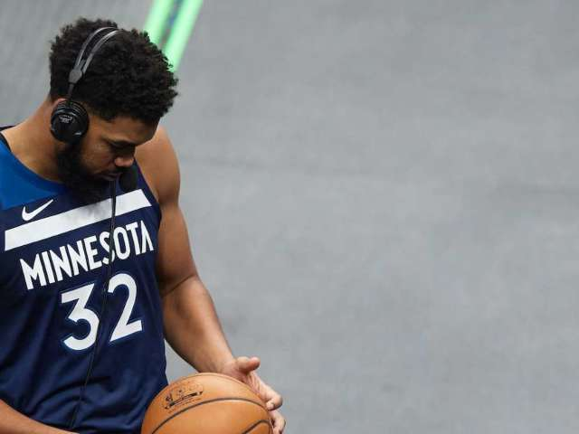 Jordyn Woods Gave Boyfriend Karl-Anthony Towns an Incredible Gift One Year After Mother's Death