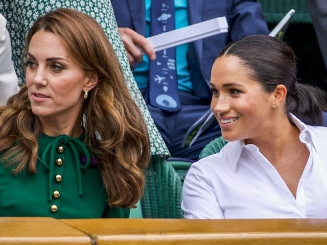 Meghan Markle Reveals to Oprah Winfrey How Kate Middleton Made Her 'Cry'