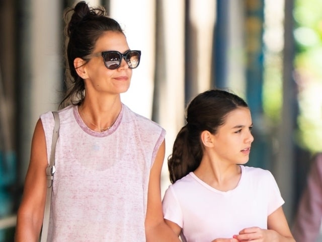 Tom Cruise's 14-Year-Old Daughter Suri Nearly Reaches Mom Katie Holmes' Height in Rare Outing