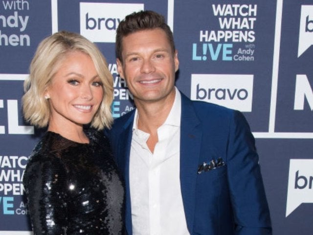 Kelly Ripa Returns to 'Live With Kelly and Ryan' After Missing Last Week