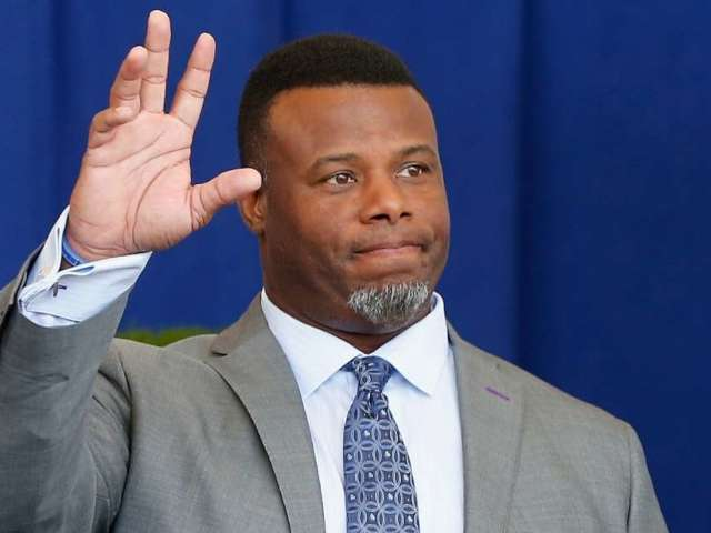 Ken Griffey Jr. Hired by MLB, Will Serve as Senior Advisor to Commissioner