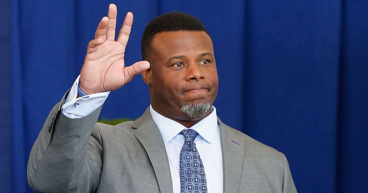 Ken Griffey Jr hired by MLB serve adviser commissioner