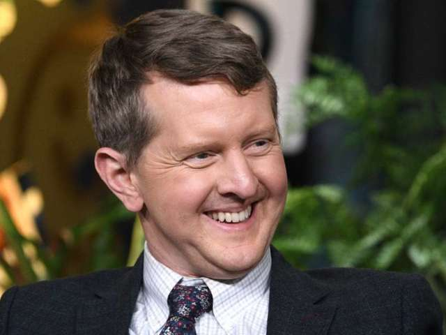 Ken Jennings Wants Another Shot at Hosting 'Jeopardy!'
