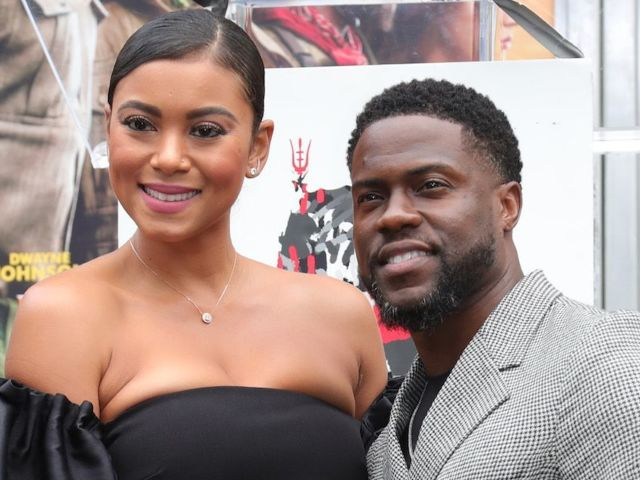 Kevin Hart's Wife Eniko Parrish Breaks Foot After Having 'Too Much Fun' Over Long Weekend