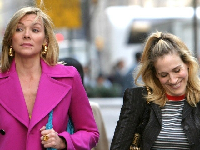 Kim Cattrall Likes Tweet Praising Her for Skipping 'Sex and the City' Revival